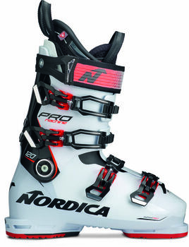 Nordica Pro Machine 120 skischoenen Heren Wit