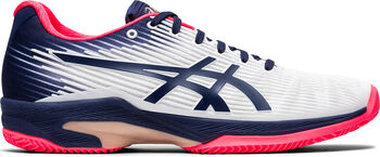 Asics Solution Speed FF Clay tennisschoenen Dames Wit
