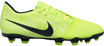 Nike Phantom Venom Club FG voetbalschoenen Heren Geel