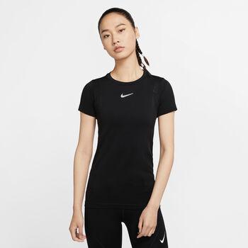 Nike Infinite hardlooptop Dames Zwart