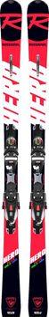Rossignol Hero Elite MT CA/NX12 K. Dual ski's Heren Rood
