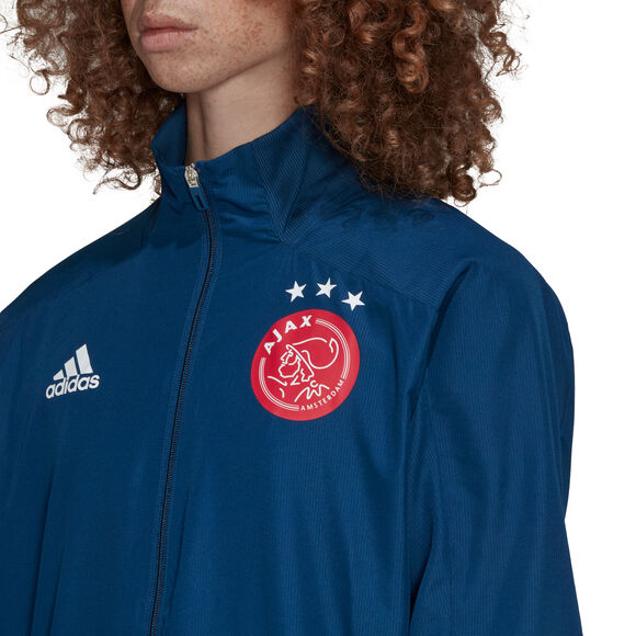 Ajax Amsterdam Presentation Jack