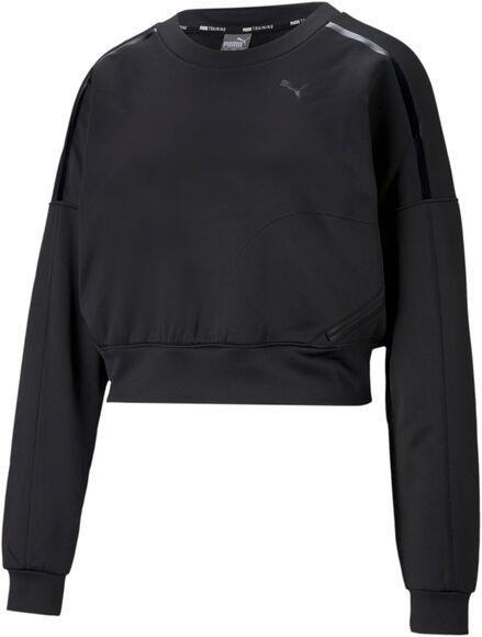 Train Zip sweater