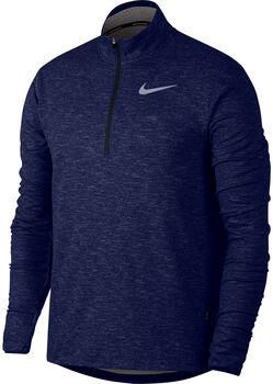 Nike Sphere 2.0 Half Zipper longsleeve Heren Blauw