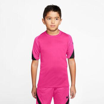 Nike Breathe Strike kids top  Rood