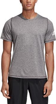 adidas FreeLift Sport Ultimate Heather shirt Heren Zwart