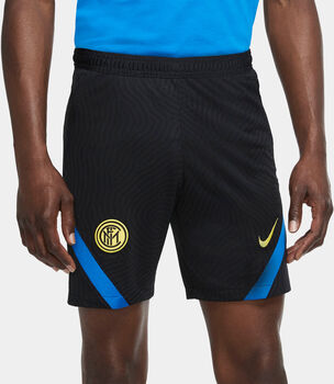 Nike Inter Milan Dri-FIT Strike 20/21 short Heren Zwart