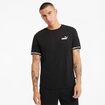 Puma Amplified shirt Heren Zwart