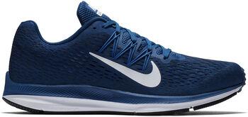Nike Air Zoom Winflo 5 hardloopschoenen Heren Blauw