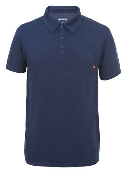 Icepeak Barth polo Heren Blauw