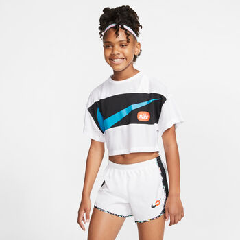 Nike Just Do It shirt Wit
