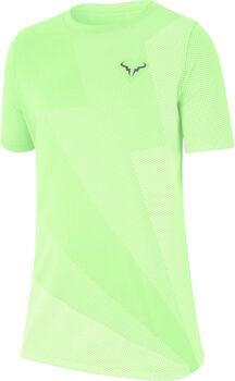 Nike Rafa GX shirt Jongens Geel