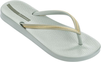 Ipanema Anatomic Metallic jr slippers Meisjes Groen
