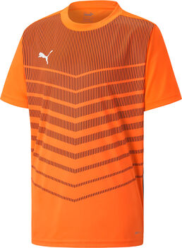 Puma FTBLPlay Graphic kids shirt Jongens Oranje