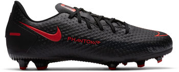 Nike Phantom GT Academy FG/MG kids voetbalschoenen Zwart