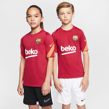 Nike FC Barcelona Strike kids top Jongens Rood