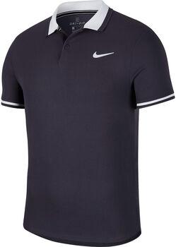 NikeCourt Advantage polo Heren Zwart