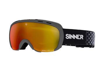 Sinner Marble skibril Grijs