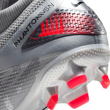 Nike Phantom Vision 2 Pro Dynamic Fit FG voetbalschoenen Rood