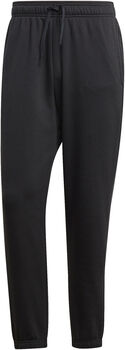adidas Essentials Linear Tapered broek Heren Zwart