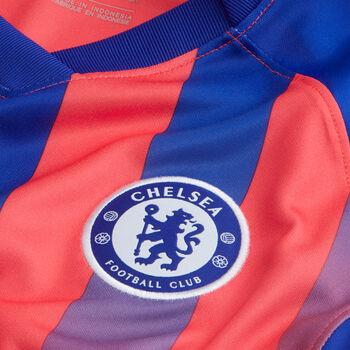 Nike Chelsea FC Stadium kids derde shirt 20/21 Jongens Oranje