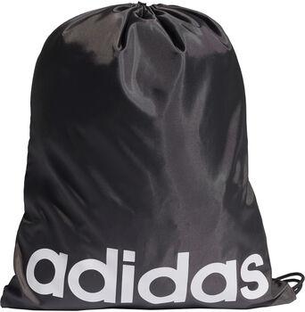 adidas Essentials Logo Gym Tas Zwart