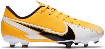 Nike Vapor 13 Academy FG/MG Jr Voetbalschoenen Oranje