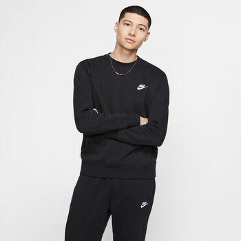 Nike Sportswear Club sweater Heren Zwart