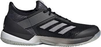 adidas Adizero Ubersonic 3.0 Clay tennisschoenen Dames Zwart