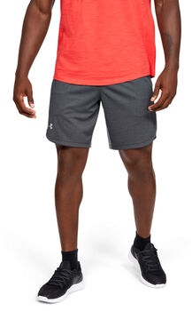 Under Armour Knit Training short Heren Zwart
