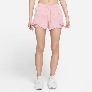 Nike Flex Essential 2-in-1 short Dames Rood