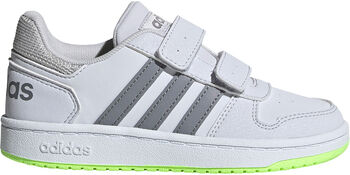 adidas VS Hoops 2.0 kids sneakers Jongens Grijs