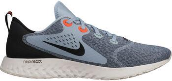 Nike Legend React hardloopschoenen Heren Blauw