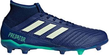 ADIDAS Predator 18.3 FG voetbalschoenen Heren Blauw
