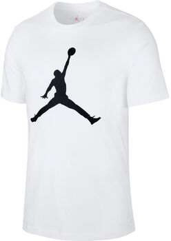 Nike Jumpman Crew shirt Heren Wit