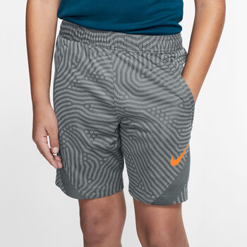 Nike Dri-FIT Strike kids short Jongens Grijs