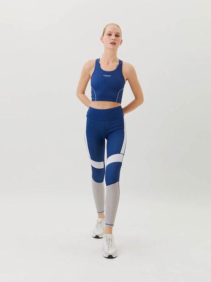 High Waist Block legging