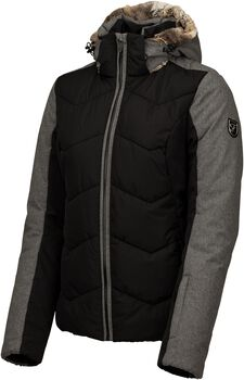Falcon Paige jacket Dames Zwart