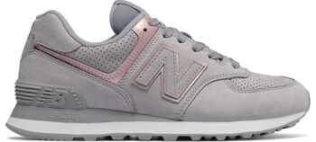 New Balance WL 574 sneakers Dames Grijs