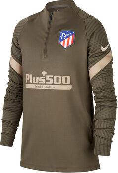 Nike Atlético de Madrid Strike Drill kids top Jongens Groen