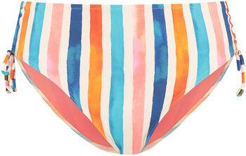 Cyell bikinibroekje met hoge pasvorm Dames Multicolor