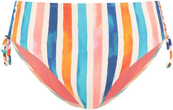 bikinibroekje met hoge pasvorm