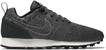 Nike MD Runner 2 mesh sneakers Dames Zwart
