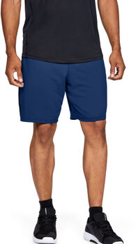 Under Armour MK1 Graphic short Heren Blauw