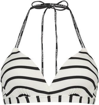 Beach Life Luna foam & wired bikinitop Dames Zwart