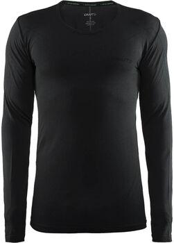 Craft Active Comfort longsleeveshirt Heren Zwart