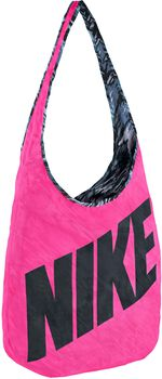 Nike Graphic Reversible Tote tas Rood
