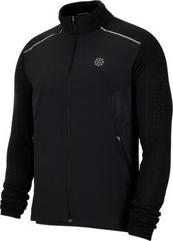 Nike Running longsleeve Heren Zwart
