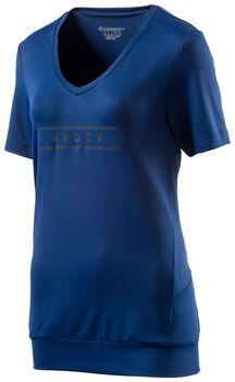 ENERGETICS Gapela 3 shirt Dames Blauw