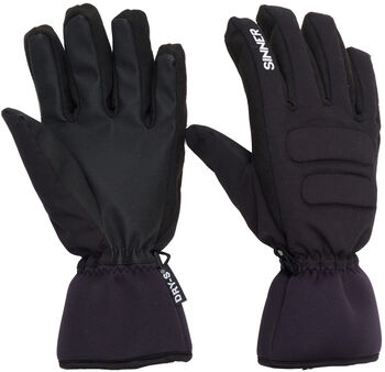 Sinner Whitecap handschoenen Dames Zwart